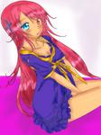 coloring anime girl