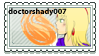 Doctorshady007 stamp by Lets-be-perfect