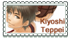 Kiyoshi Teppei stamp by Lets-be-perfect