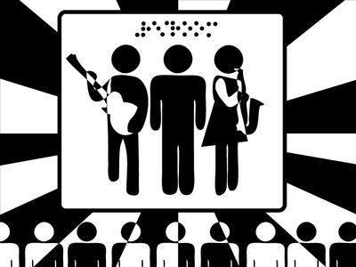 Restroom Band by JayGarrick