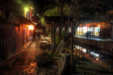 Lijiang Ancient City by kornjacinvrac