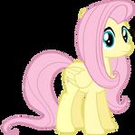 Fluttershy - Headlight Stare