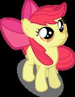 Apple Bloom - Blowing in the Wind by BobtheLurker