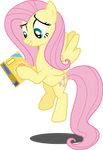 Fluttershy and Her Box