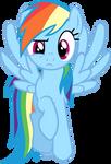 Rainbow Dash - WTF?