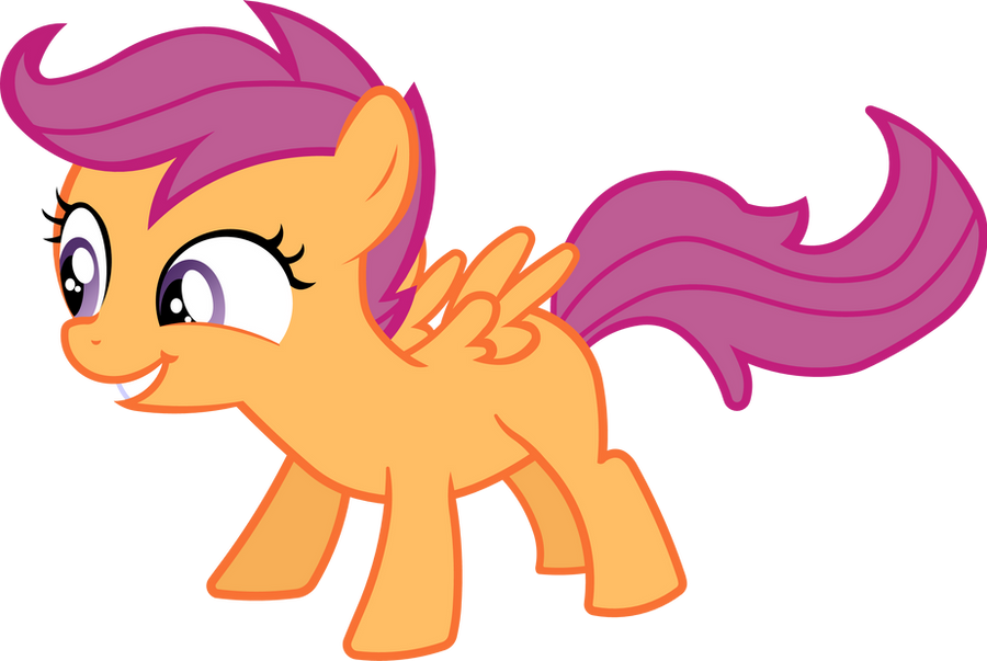 Scootaloo Excited By Bobthelurker On Deviantart Sorry for the weird resolution, and the darker colors. scootaloo excited by bobthelurker on