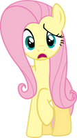 Fluttershy - Confusion by BobtheLurker