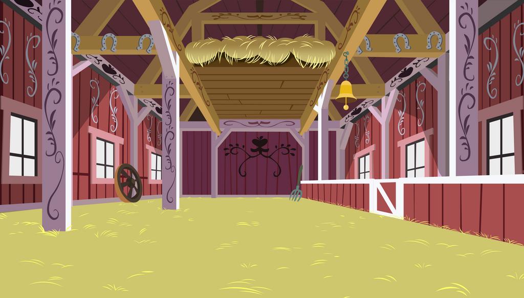inside barn background. apple family barn interior (full version) by bobthelurker inside background d