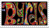 The Byrds Stamp by BobtheLurker