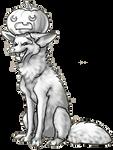 Free Wolf Pose