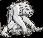 Free Werewolf Pose