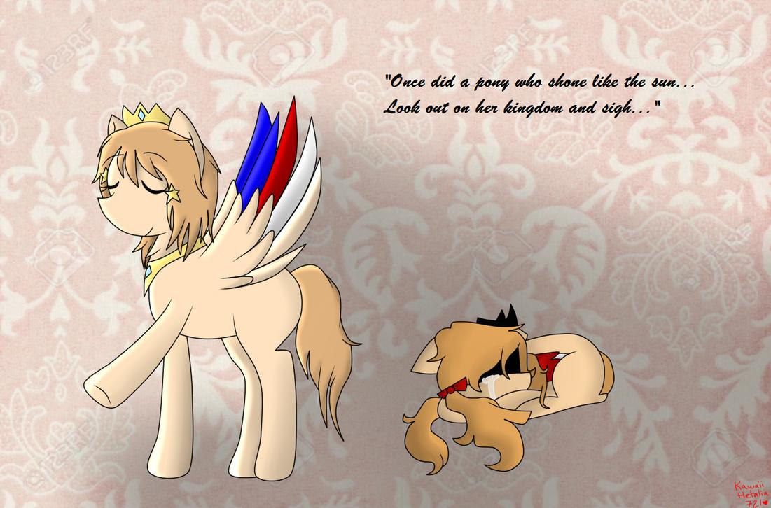 .::MLH::. Lullaby For A Princess by KawaiiHetalia721