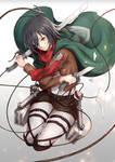 Mikasa Ackerma