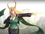 Loki by ikikomi1