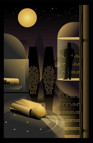 Metropolis Heights by ekster