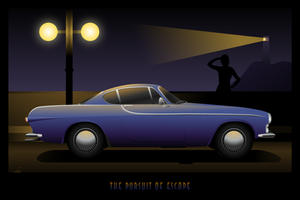 The Pursuit of Escape by ekster
