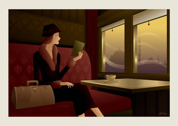 Orient Express by ekster