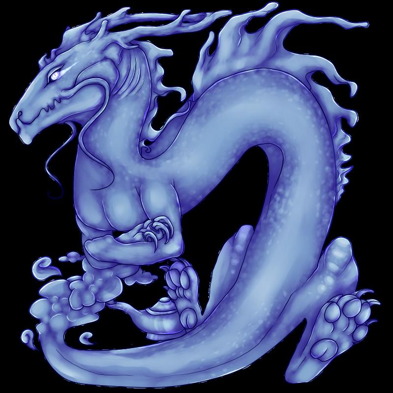 Genie Dragon SCC Species by WH-Zabimaru