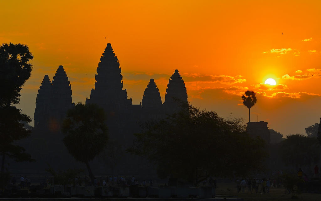 Cambodia by laogephoto