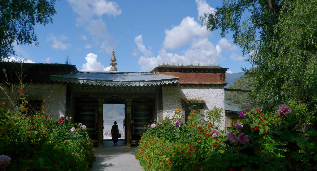 Linzhi China  city photo : Linzhi, Tibet, China by laogephoto on DeviantArt