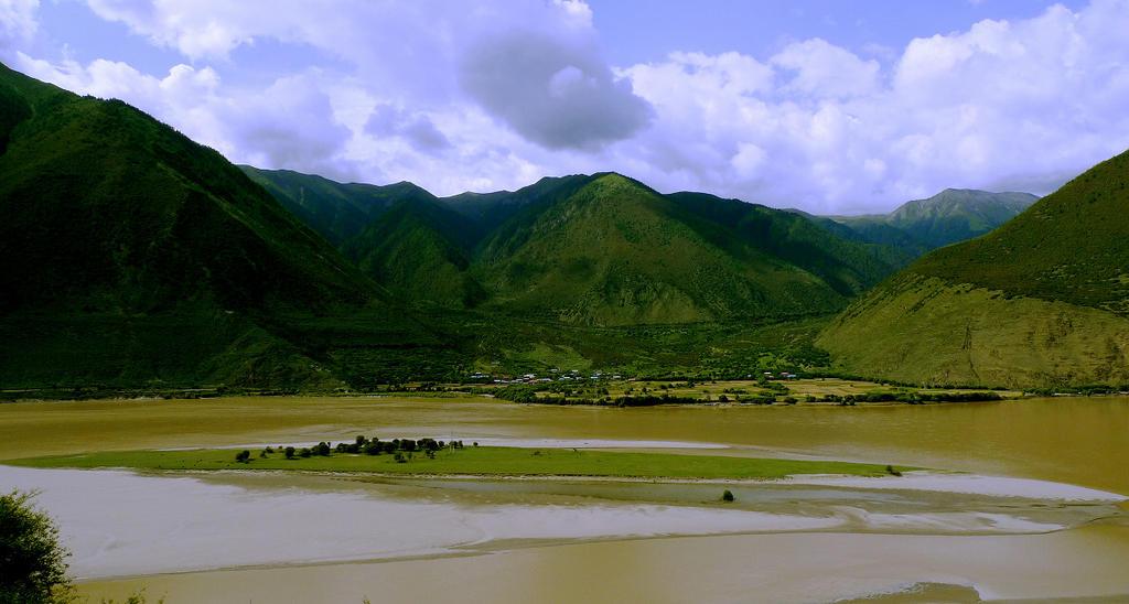 Linzhi China  city photos : Linzhi, Tibet, China by laogephoto on DeviantArt