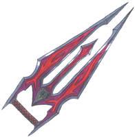 Choas Blade Rica by Armameteus