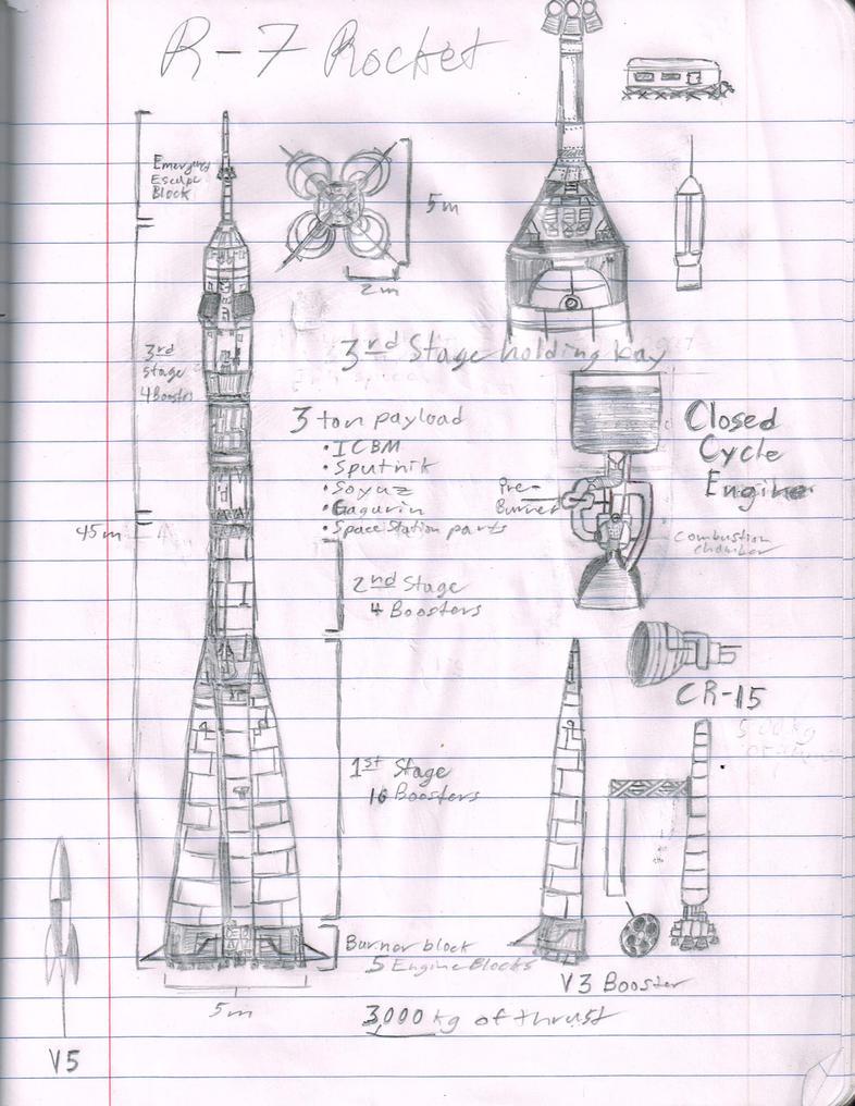 R-7 Rocket Schematic by ShadowSpetsnaz on DeviantArt