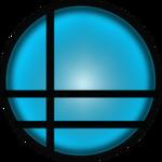 Templar Symbol Blue