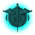 Templar Insignia Cyan