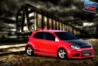 Vw Polo by Caioul
