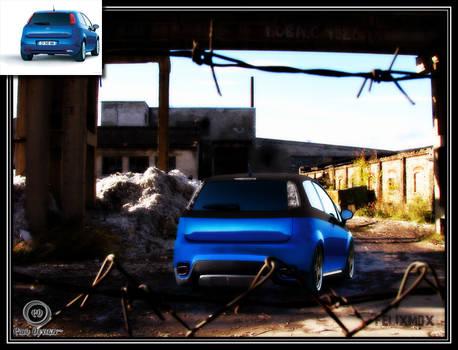 Fiat Punto Street