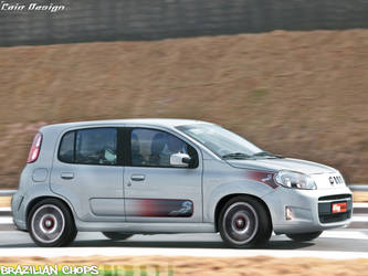 Fiat Uno Sporting by Caioul
