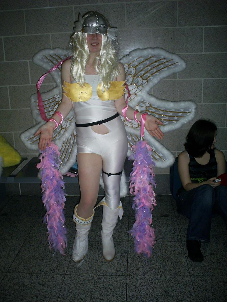 angewomon cosplay by dragonloveruk on deviantart