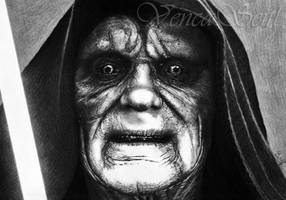 Darth Sidious by VencaSeitl