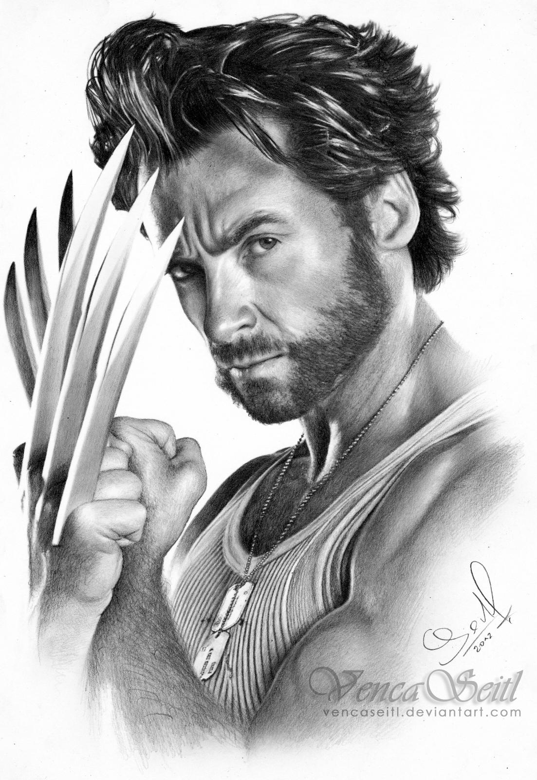 Wolverine by VencaSeitl on DeviantArt