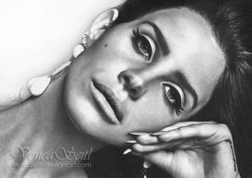Lana Del Rey by VencaSeitl