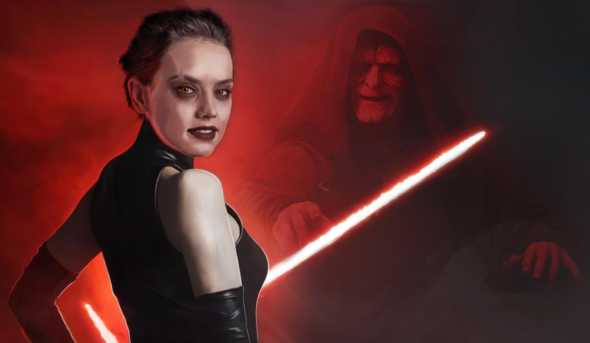 Dark Rey by VencaSeitl