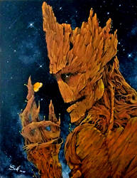 Groot by VencaSeitl