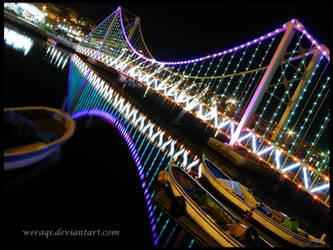 Bosphorus Bridge by WERAQS