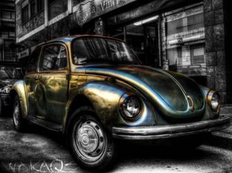 VW-bw by WERAQS