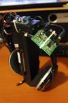 homemade wireless headphone by WERAQS