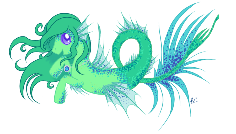 Luxell, MLP Style by WinndyCakes