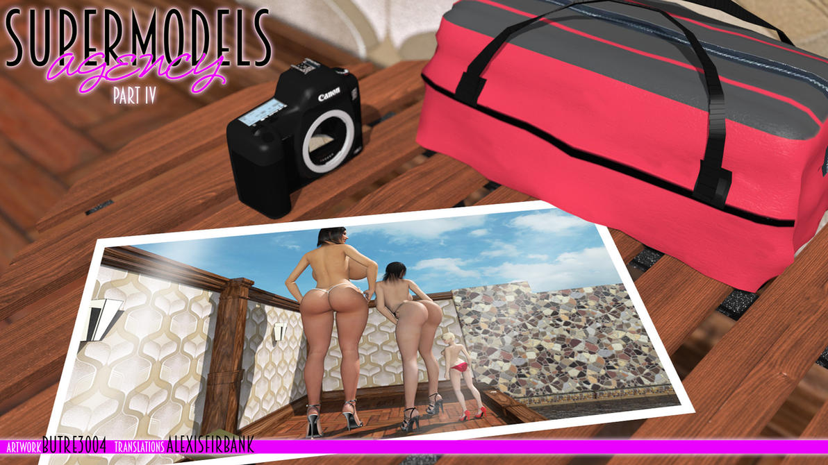 Supermodels Agency- part IV by butre3004