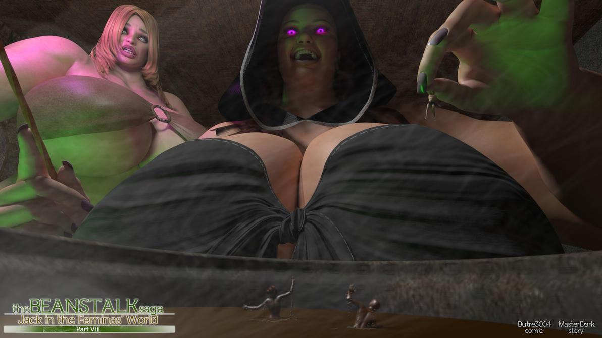 The Beanstalks saga- part VIII by butre3004