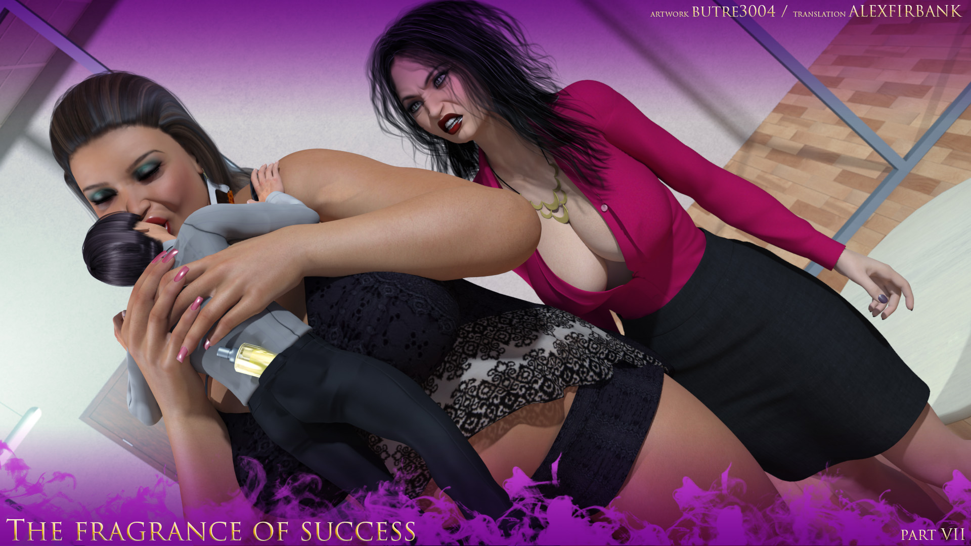 The Fragrance of Success - part VII by butre3004