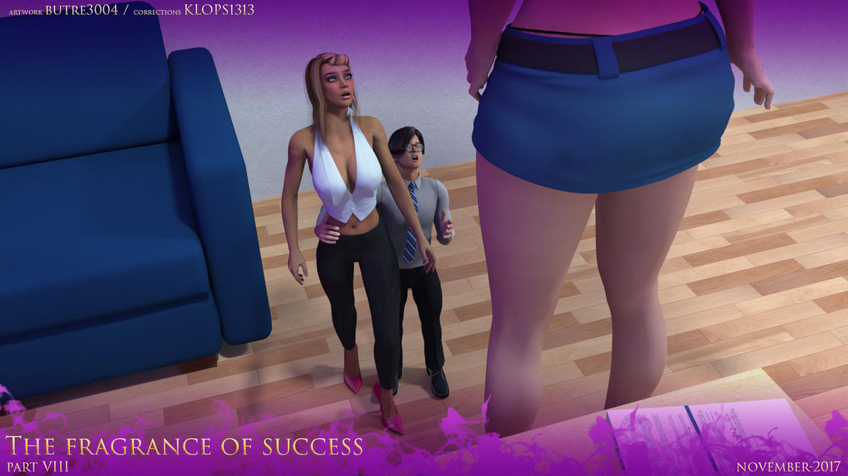 The Fragrance of Success- part VIII by butre3004