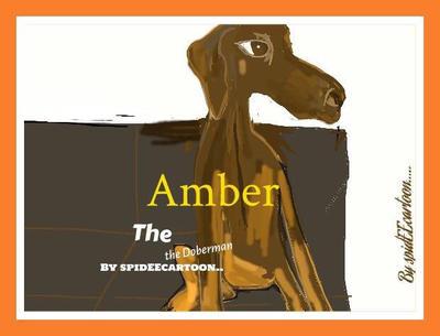 Beautiful Amber by Spideecartoon