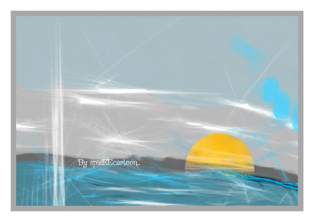 Small tide by Spideecartoon