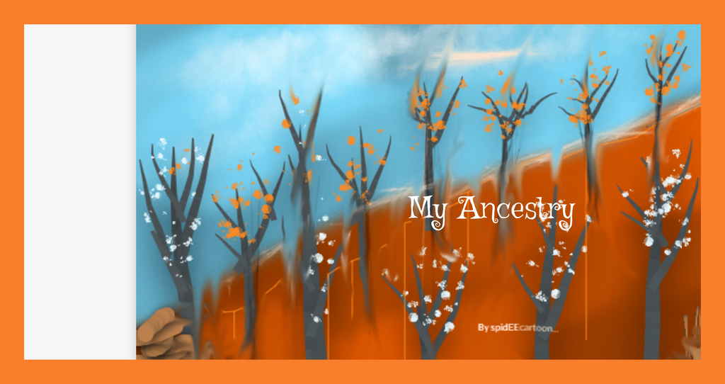 My Ancestry by Spideecartoon