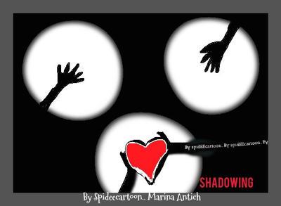 Shadowing by Spideecartoon